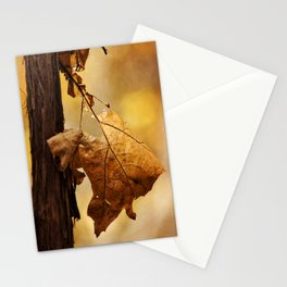 The Parting of Ways Stationery Cards