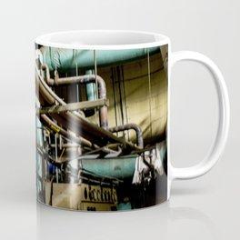 Blurry Pipes Coffee Mug