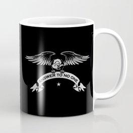 Answer to No One Coffee Mug