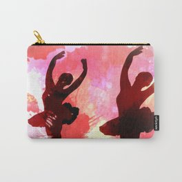 Morning Dancers Carry-All Pouch