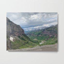 Box Canyon - Telluride, Colorado Metal Print