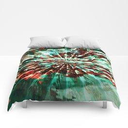 SKELETON FINGERS Comforters