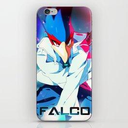 Melee | Falco - Blue iPhone Skin