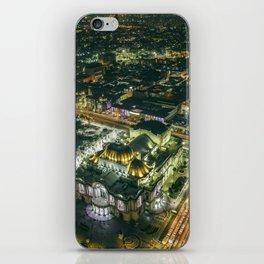 Downtown CDMX iPhone Skin