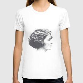 A portrait of Zelda Fitzgerald T-shirt