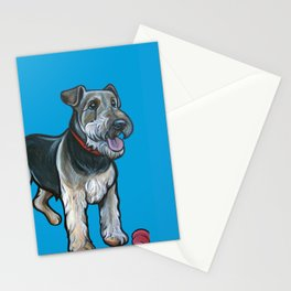 Airedale Stationery Cards
