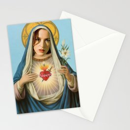 Saint Scully Stationery Cards