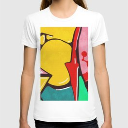 In the street No3 T-shirt