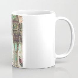 Winter Swing Chairs  Coffee Mug