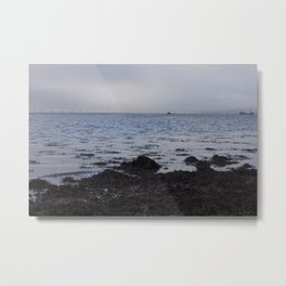 Boughty Ferry River Tay 4 Metal Print