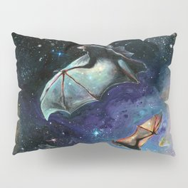 Scream of a Great Bat Pillow Sham