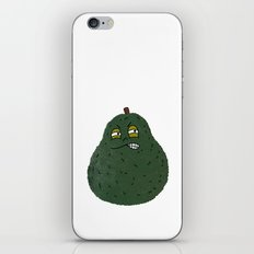 The Salty Avocado iPhone & iPod Skin
