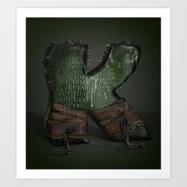 Superbet 'K' Art Print