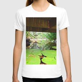 Pond Water under the Bridge T-shirt