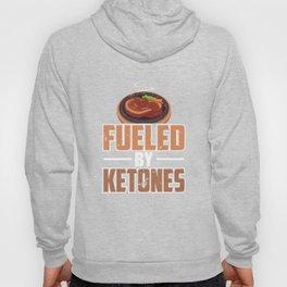 Fueled by Ketones Steak Keto Diet Hoody
