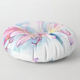 Azaleas Floor Pillow