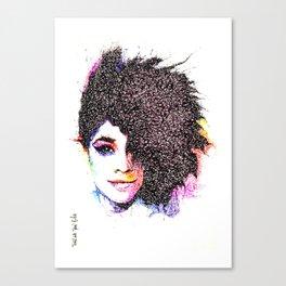 LIANNE LA HAVAS Canvas Print