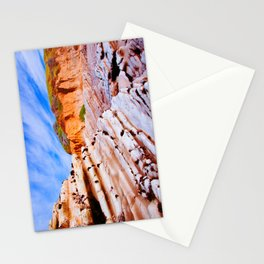 Rock Steps  Stationery Cards