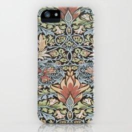 Art work of William Morris 6 iPhone Case