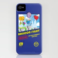 Adventure Time Balloon Fight iPhone (4, 4s) Slim Case