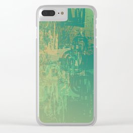 3518 Clear iPhone Case