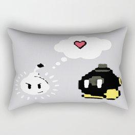 Love! Bob-omb Rectangular Pillow