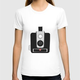 Kodak Brownie Camera T-shirt