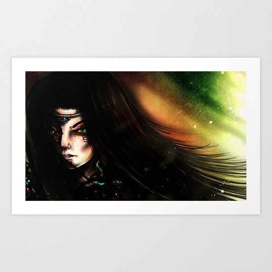 KAAI II Art Print