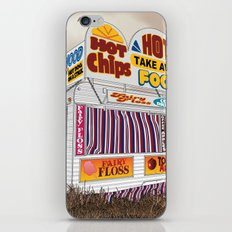Carnival Food Van iPhone & iPod Skin