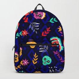 Fiesta Skulls #society6 #skulls Backpack
