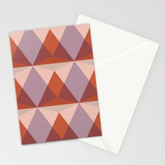 Midcentury Pattern 08 Stationery Cards