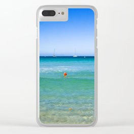 Corse 2.1 Clear iPhone Case