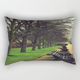 take a rest Rectangular Pillow