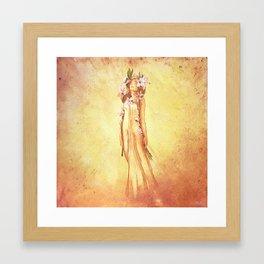 Soular Power Framed Art Print