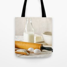 Vintage Cooking Tote Bag