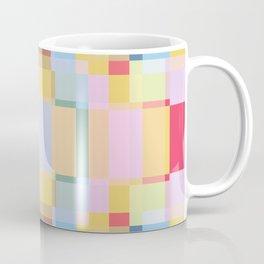 Retro Taniwha Coffee Mug