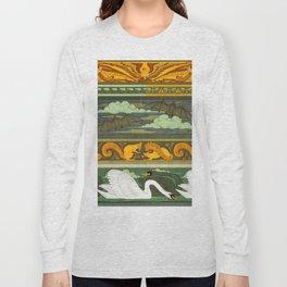 Oiseaux Long Sleeve T-shirt