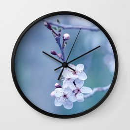 hope springs eternal Wall Clock