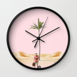 The lost Wall Clock