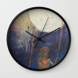 Special Parts: No more sorrow Wall Clock