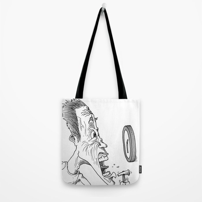 It's NOT Hammer Time! Tote Bag
