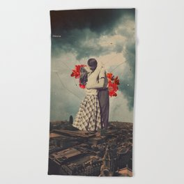 Stand By Me Beach Towel