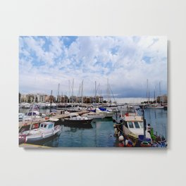 Piraeus, Greece Metal Print