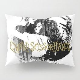 Edward scissorhands #watercolour Pillow Sham