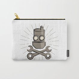 Jolly Robot 02 Carry-All Pouch