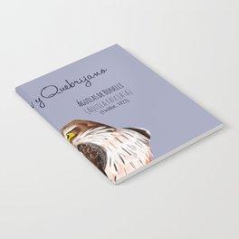 Totem Bonelli´s eagle (GREFA) #2 Notebook