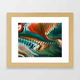 Minor Earth Framed Art Print