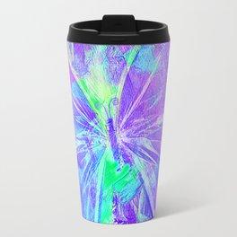 Purple Butterfly by Jan Marvin Travel Mug