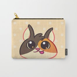 Curious Kitty Cat Carry-All Pouch