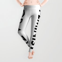 Crazy Feminist Leggings